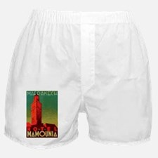 Marrakech Morocco Boxer Shorts