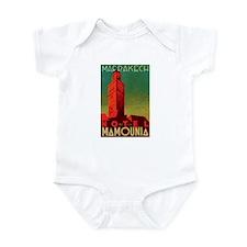Marrakech Morocco Infant Bodysuit