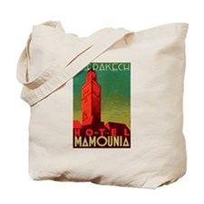 Marrakech Morocco Tote Bag