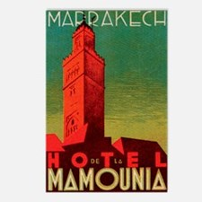Marrakech Morocco Postcards (Package of 8)
