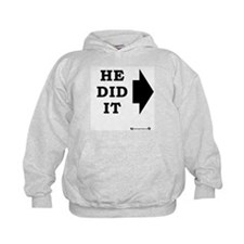 He did it! - Right Hoody