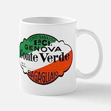 Genoa / Genova Italy Mug