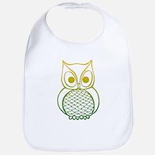 Color Owl 1 Bib