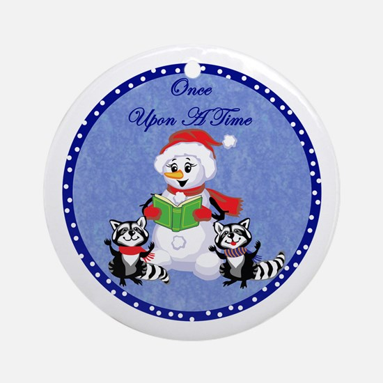 A Christmas Story Ornament (Round)