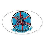 VAW 13 Paul Reveres Oval Sticker