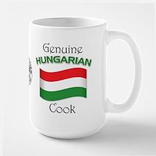 Genuine Hungarian Cook Mug