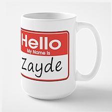 Hello, My name is Zayde Mug
