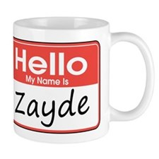 Hello, My name is Zayde Mug