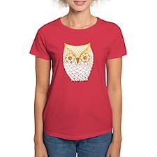 Color Owl 2 Tee