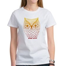 Color Owl 2 Tee