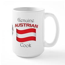 Genuine Austrian Cook Mug
