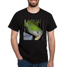 Peter the Quaker Parrot T-Shirt