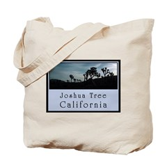 Joshua Tree Nightline Tote Bag