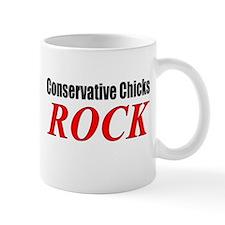 Chicks Rock Mug