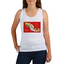 Mexico (Front) Women's Tank Top