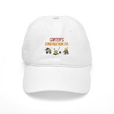 Carter's Construction Tractor Baseball Cap