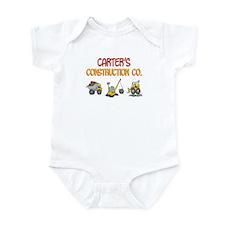Carter's Construction Tractor Infant Bodysuit