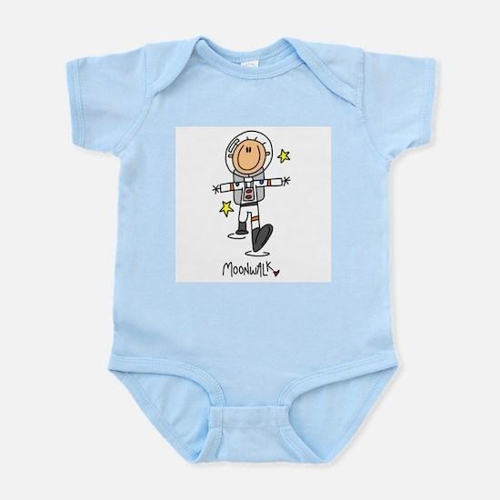 Astronaut Moonwalk Infant Bodysuit