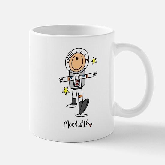 Astronaut Moonwalk Mug