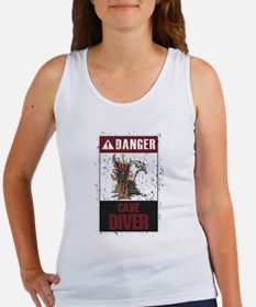 NEW CAVE DIVER Women's Tank Top