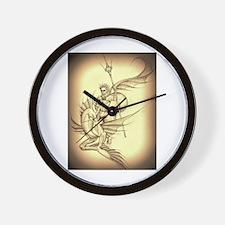 Unique Greek gods Wall Clock