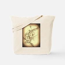 Funny Greek gods Tote Bag