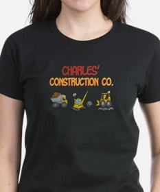 Charles's Construction Tracto Tee