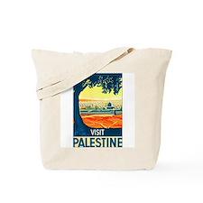 Palestine Travel Tote Bag