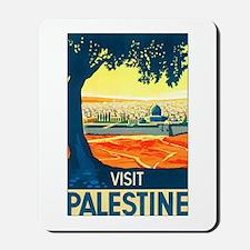Palestine Travel Mousepad