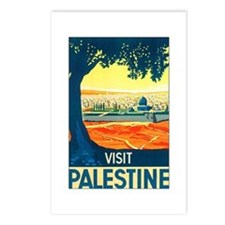 Palestine Travel Postcards (Package of 8)