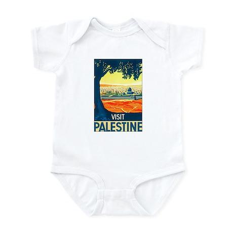 Palestine Travel Infant Creeper