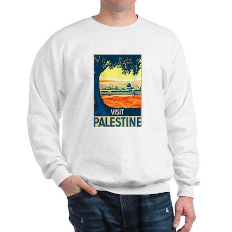Palestine Travel (Front) Sweatshirt