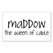 Maddow Rectangle Decal