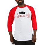 Hockey Dad Baseball Jersey