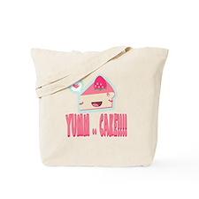 Yum .. Cake Tote Bag