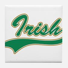 IRISH LOGO Tile Coaster
