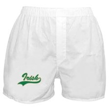 IRISH LOGO Boxer Shorts