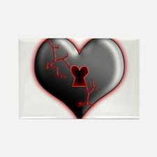 Unique Kingdom hearts Rectangle Magnet