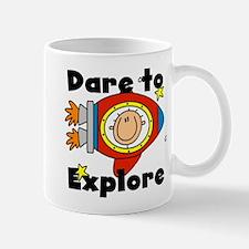 Dare to Explore Mug