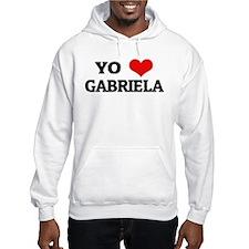 Amo (i love) Gabriela Hoodie