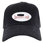 Hockey Dad Black Cap