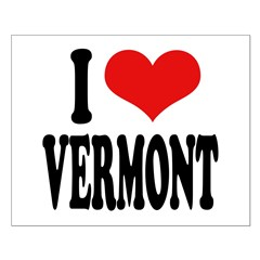 I Love Vermont Posters