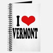 I Love Vermont Journal