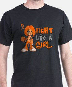 Licensed Fight Like a Girl 42.8 RSD T-Shirt