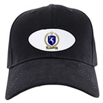 LEGENDRE Family Crest Black Cap