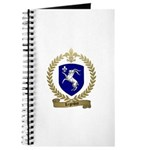 LEGENDRE Family Crest Journal