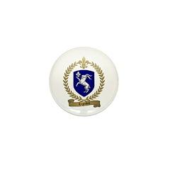 LEGENDRE Family Crest Mini Button (100 pack)