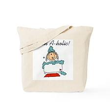 Bath-a-holic Tote Bag