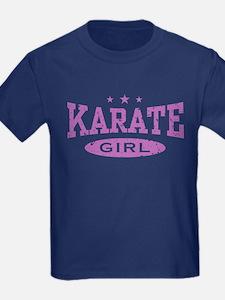 Karate Girl T