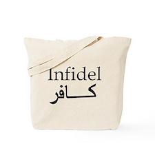 Infidel-gear Tote Bag